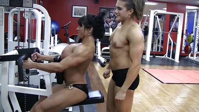 Muskulöse Frauen porno